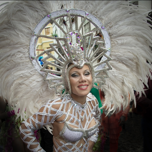 Carnival Time by Ted Jordan