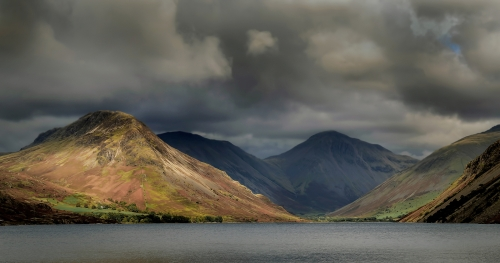 Wastwater by Ted Jordan