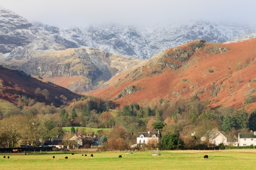 Winter is coming to Coniston by Michael Rowlinson