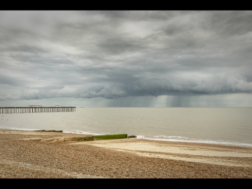 Wells Next The Sea by Ted Jordan