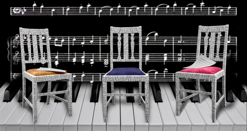 Musical chairs by Richard Jakobson