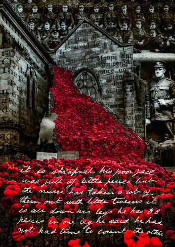 Lest we forget by Richard Jakobson