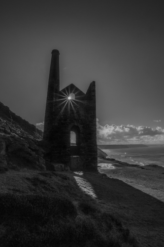Tom Stenhouse: Wheal Coates Pumping Engine House
