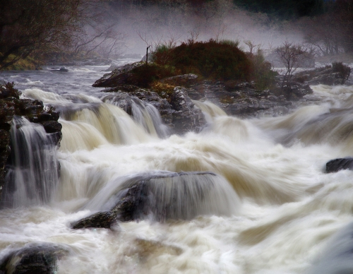 Glen Orchy by Keith Snell