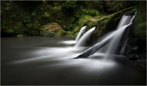 Ardennes Waterfall
